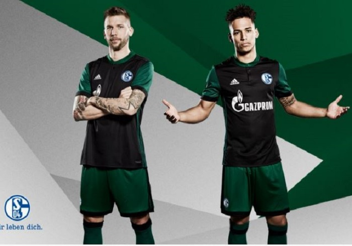 d1a2249903 Schalke 04 2017 18 adidas Third Kit – FOOTBALL FASHION.ORG