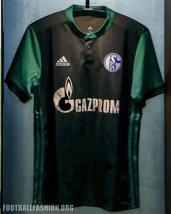 dc798f4ee2 The FC Schalke 04 17 18 third kit will be on sale at World Soccer Shop