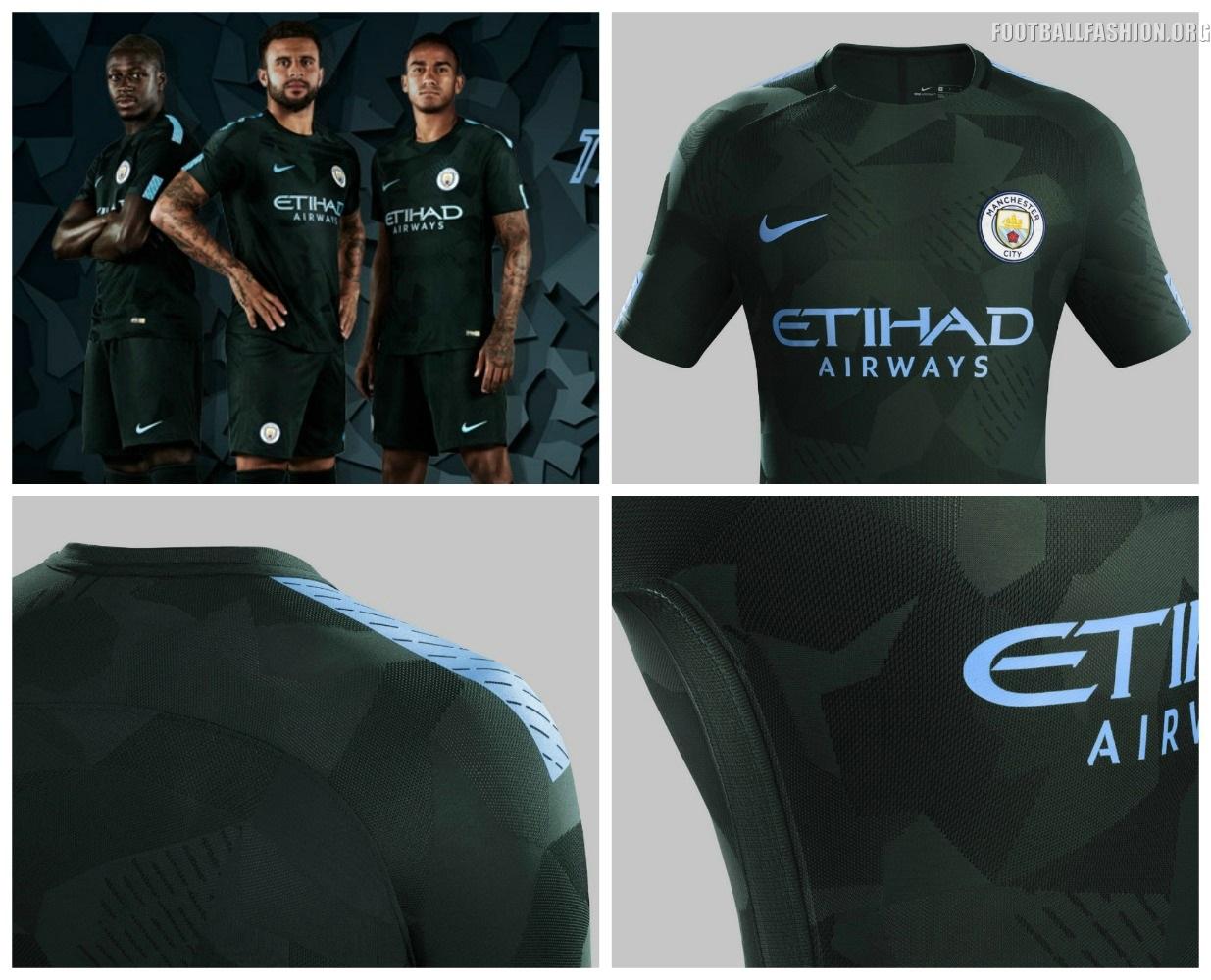 premium selection de2bb af862 Manchester City 2017/18 Nike