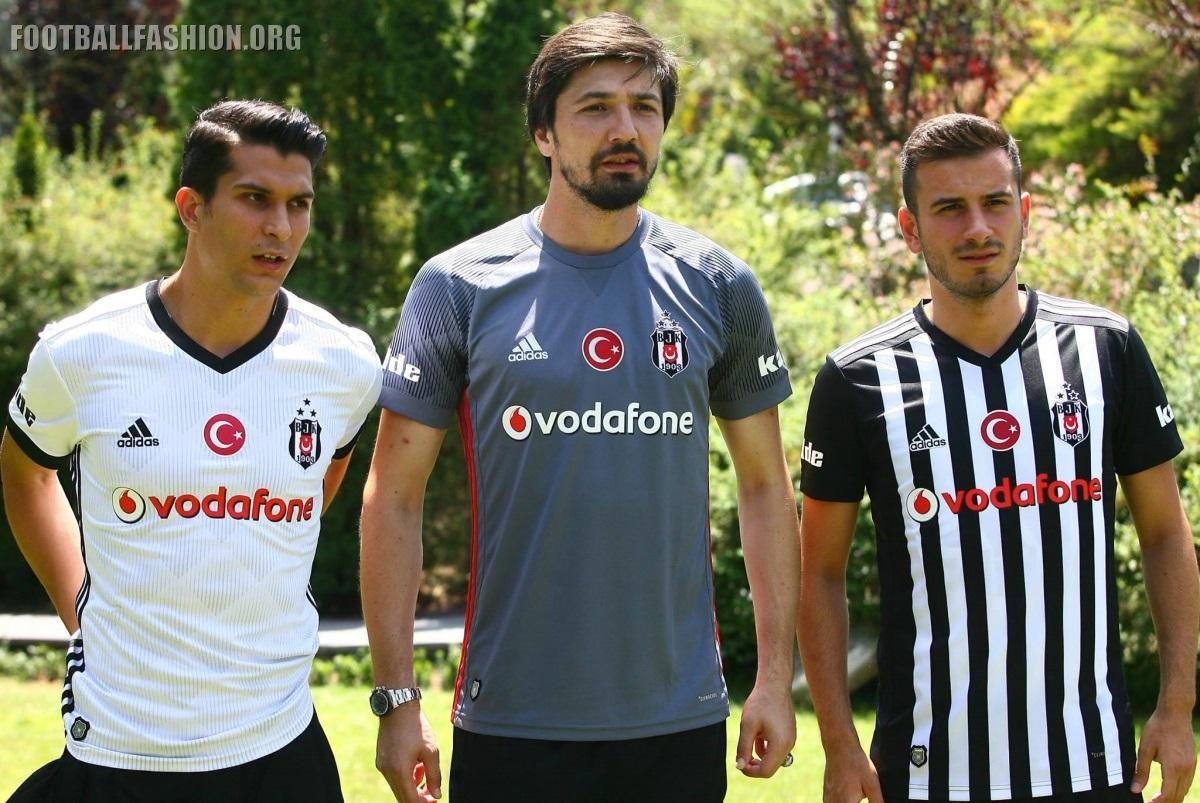 d227936b1 Beşiktaş JK 2017 18 adidas Home
