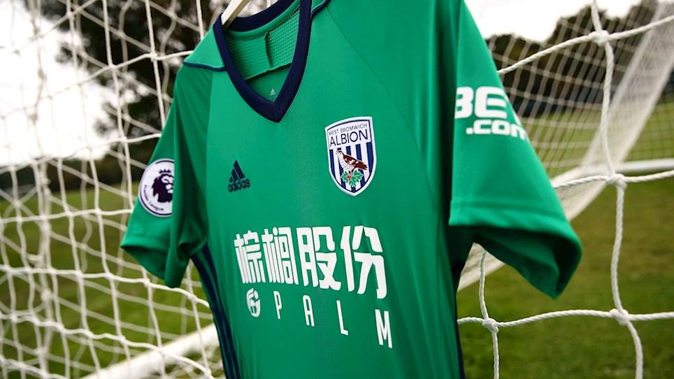 West Bromwich Albion 2017 18 Adidas Third Kit Football Fashion Org