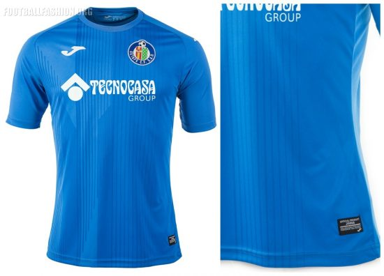 Getafe CF 2017 2018 Joma Home, Away and Third Football Kit, Soccer Jersey, Shirt,. Camiseta de Futbol, Equipacion