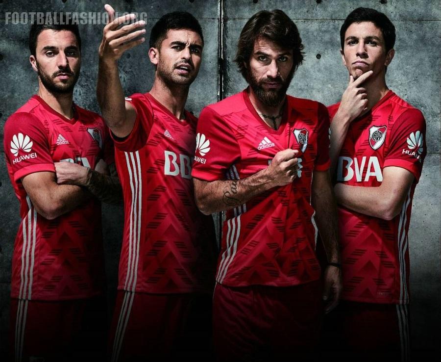 2dd011e01 River Plate 2017 18 adidas Away Kit – FOOTBALL FASHION.ORG