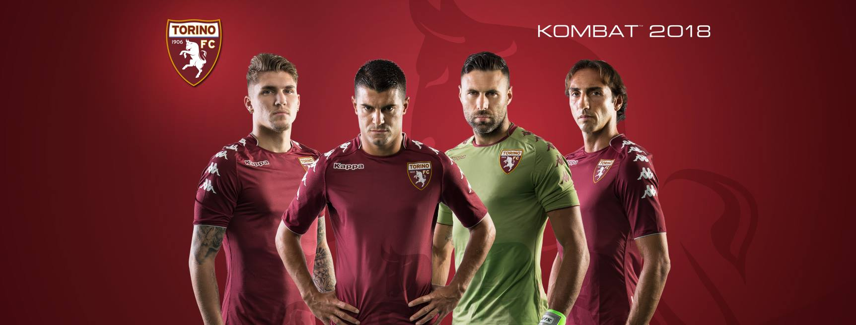 Torino Fc 2017 18 Kappa Home Away And Third Kits Football Fashion