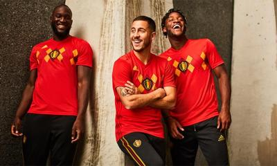 Belgium 2018 World Cup adidas Home Football Kit, Soccer Jersey, Shirt, Maillot, Tenue