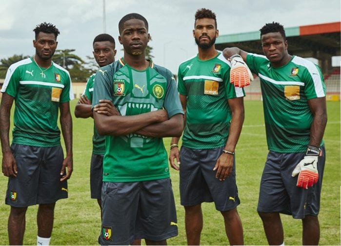 6519f9990b8 Cameroon 2018 19 PUMA Home Kit - FOOTBALL FASHION.ORG