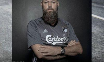 FC Copenhagen 2018 adidas Third Football Kit, Soccer Jersey, Shirt, Spilletrøje, Trøjer