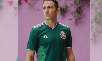 Mexico 2018 World Cup adidas Home Soccer Jersey, Football Kit, Shirt, Camiseta de Futbol, Equipacion, Playera, Uniforme, Copa Mundial Rusia