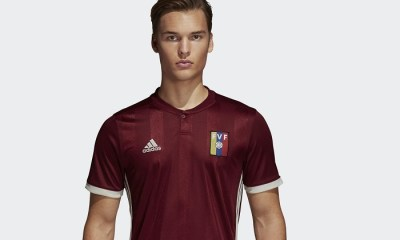 Venezuela 2018 2019 adidas Soccer Jersey, Football Kit, Shirt, Camiseta de Futbol, Equipacion