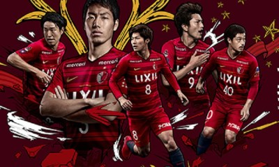 Kashima Antlers 2018 Nike Home and Away Football Kit, Soccer Jersey, Shirt