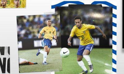Neymar x Ronaldo Nike Mercurial Puro Fenomeno Soccer Boot
