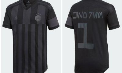 adidas x Star Wars Kylo Ren 2018 Soccer Jersey, Football Shirt, Camiseta de Futbol