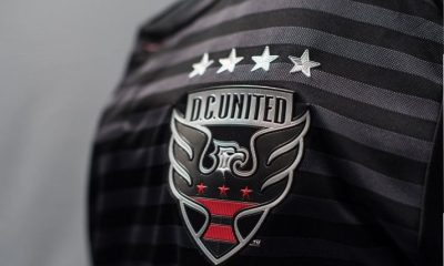 D.C. United 2018 adidas Home Soccer Jersey, Shirt, Football Kit, Camiseta de Futbol