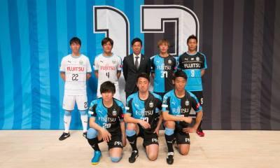 Kawasaki Frontale 2018 PUMA Football Kit, Soccer Jersey, Shirt