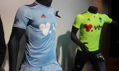 O'Higgins FC 2018 adidas Home and Away Football Kit, Soccer Jersey, Shirt, Camiseta de Futbol
