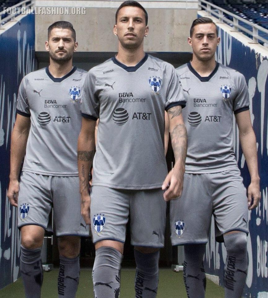 Rayados de Monterrey 2018 PUMA Third Kit – FOOTBALL FASHION.ORG 0eff6904423a2