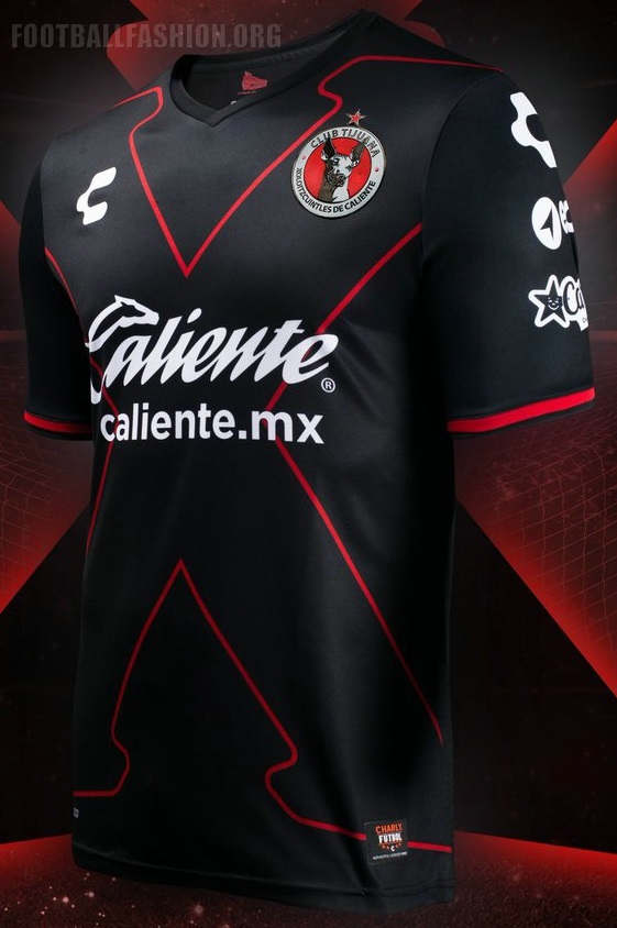 a3f3d60ab Xolos de Tijuana 2018 Charly Third Jersey - FOOTBALL FASHION.ORG
