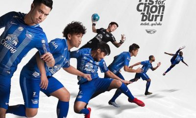 Chonburi FC 2018 Nike Home and Away Football Kit, Soccer Jersey, Shirt