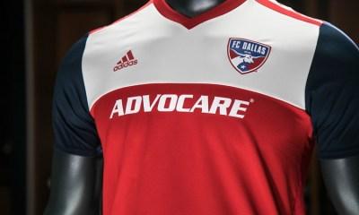 FC Dallas 2018 2019 adidas Home Soccer Jersey, Football Shirt, Kit, Camiseta de Futbol