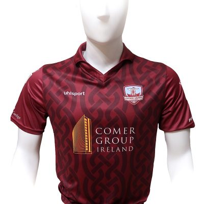 Galway United FC 2018 Uhlsport Home and Away Football Kit, Soccer Jersey, Shirt
