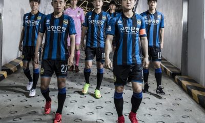 Incheon 2018 hummel Home and Away Football Kit, Soccer Jersey, Shirt