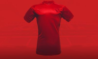 Club Atlético Independiente 2018 Recopa Sudamericana All Red PUMA Football Kit, Soccer Jersey, Shirt, Camiseta Todo Rojo