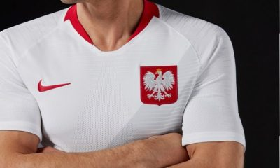 Poland World Cup 2018 Nike Home and Away Football Kit, Soccer Jersey, Stroje Polski, Polska