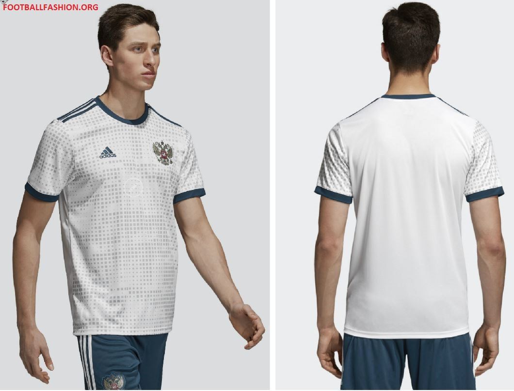 Russia 2018 World Cup adidas Away Kit - Football Fashion 4276e18f8