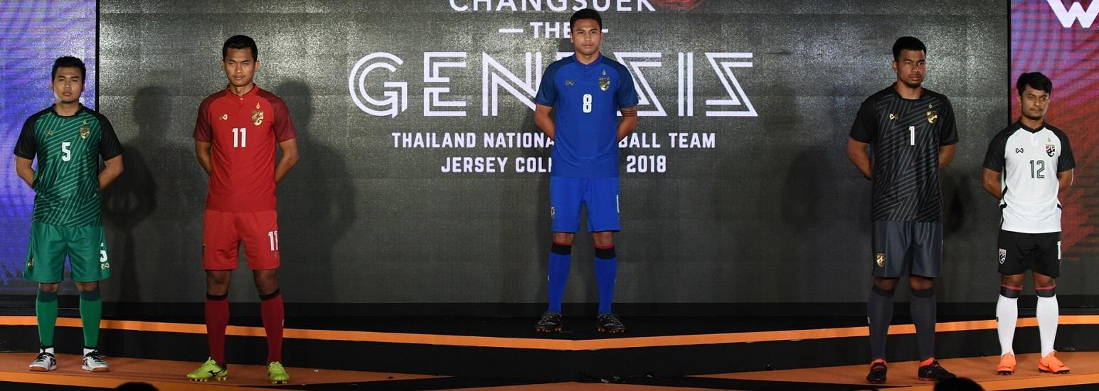 78cd79e09 Thailand 2018 Warrix Home, Away and Third Football Kit, Soccer Jersey, Shirt