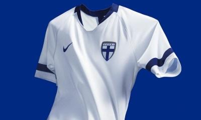 Finland 2018 2019 Nike Home and Away Soccer Jersey, Football Kit, Shirt, Pelipaita, Suomi Paita