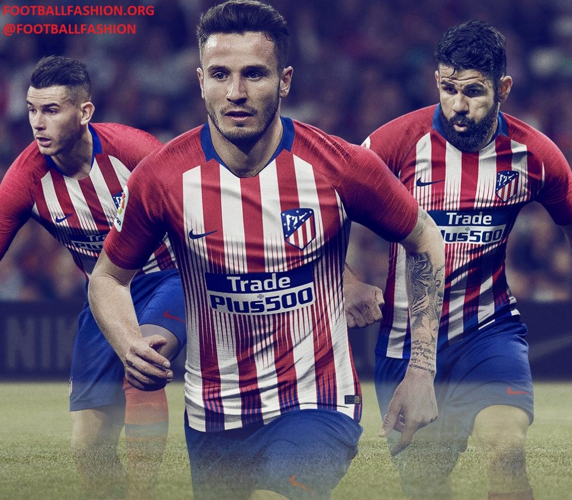 Campeonato Brasileiro Key Missing Players: Atlético De Madrid 2018/19 Nike Home Kit