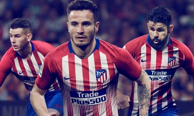 Atlético Madrid 2018 2019 Nike Home and Away Football Kit, Soccer Jersey, Shirt, Camiseta de Futbol, Equipacion, Maillot, Trikot