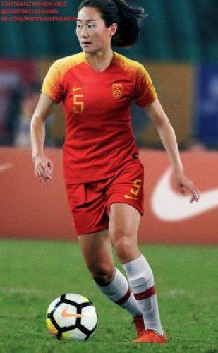 China 2018 2019 Nike Home Footballl Kit, Soccer Jersey, Shirt