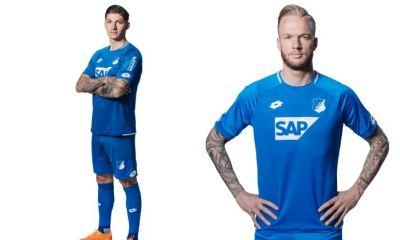 TSG 1899 Hoffenheim 2018 2019 Lotto Home Football Kit, Soccer Jersey, Shirt, Trikot, Heimtrikot