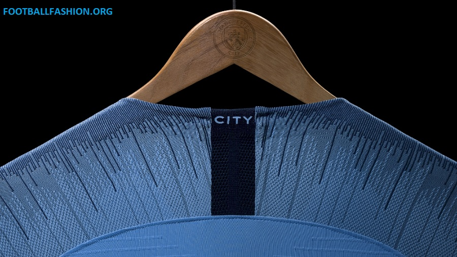 Manchester City 2018/19 Nike Home Kit