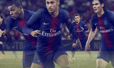 Paris Saint-Germain 2018 2019 Nike Home Football Kit, Soccer Jersey, Shirt, Maillot, Camiseta, Camisa, Trikot