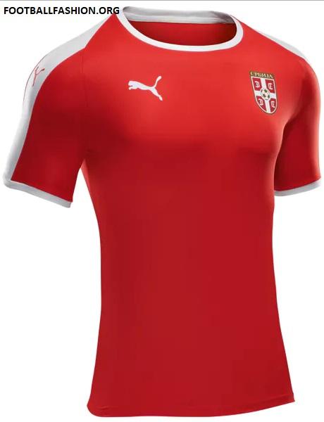 3eca1a0239d ... puma serbia jersey Serbia 2018 ...