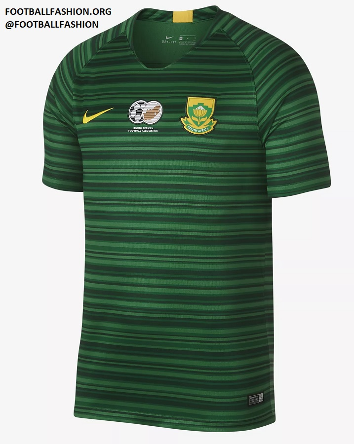 adidas South Africa Soccer Jersey (Home 10/11 ...  South Africa Soccer Jersey