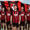 AFC Bournemouth 2018 2019 Umbro Home Football Kit, Soccer Jersey, Shirt