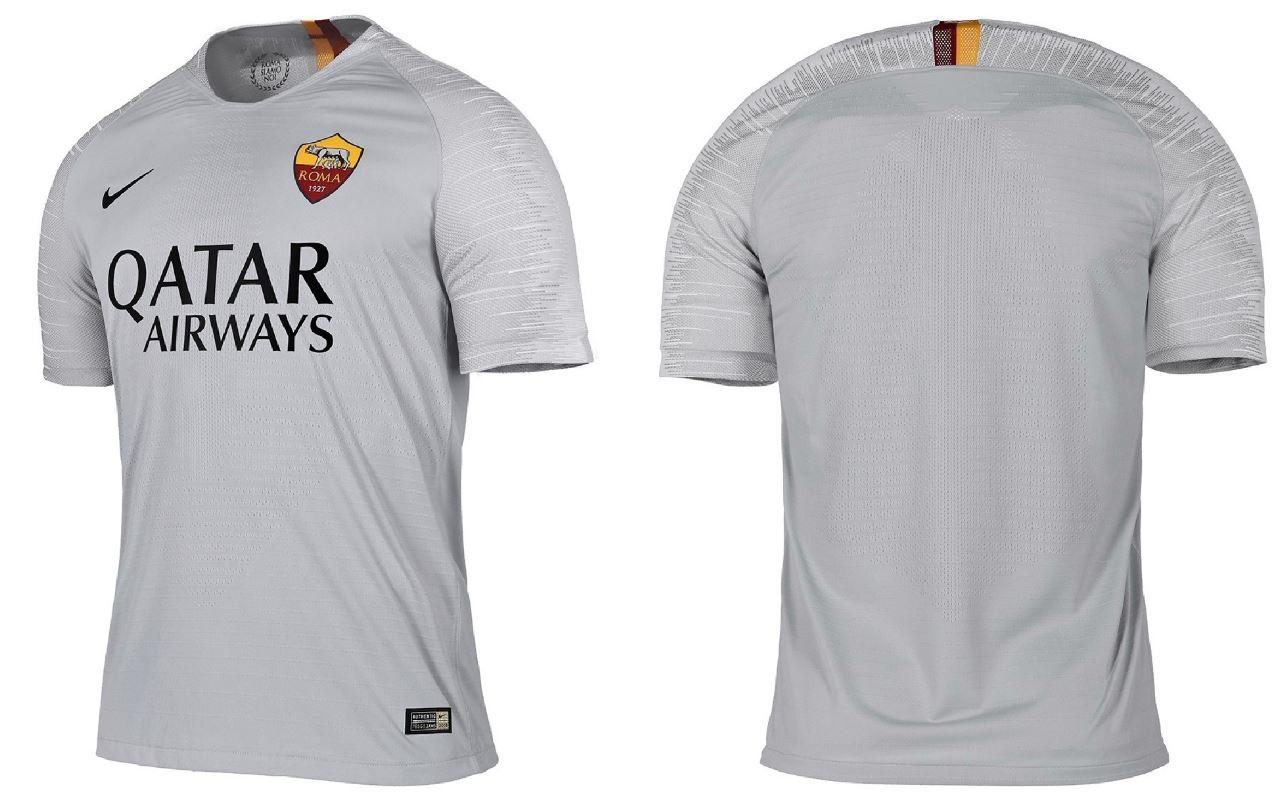 half off 21ea7 df089 AS Roma 2018/19 Nike Away Kit - FOOTBALL FASHION.ORG