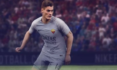 AS Roma 2018 2019 Nike Away Football Kit, Soccer Jersey, Shirt, Gara, Maglia, Camisa, Camiseta