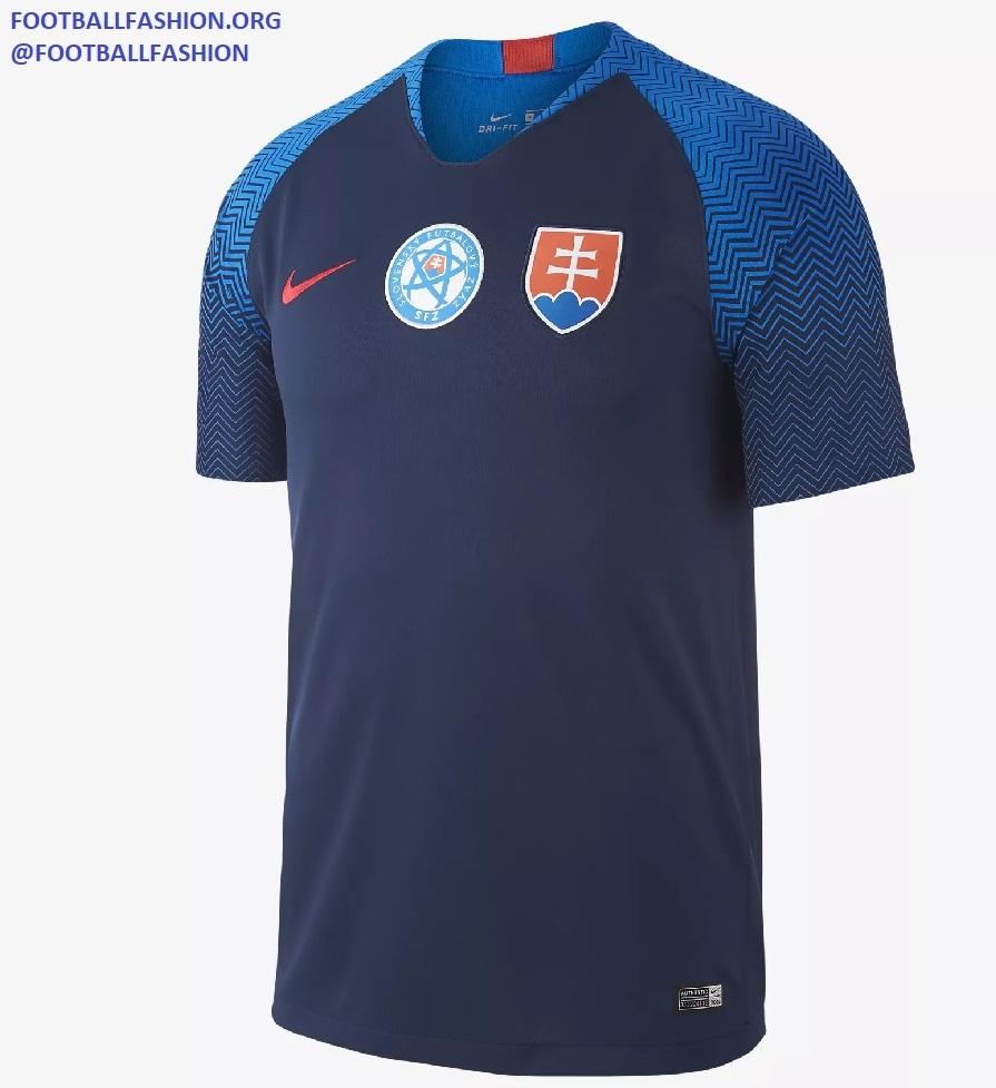 942df353436 Slovakia 2018 19 Nike Away Kit - FOOTBALL FASHION.ORG