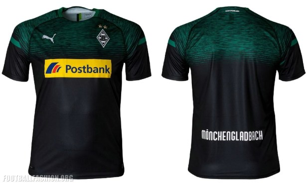 borussia mönchengladbach trikot champions league