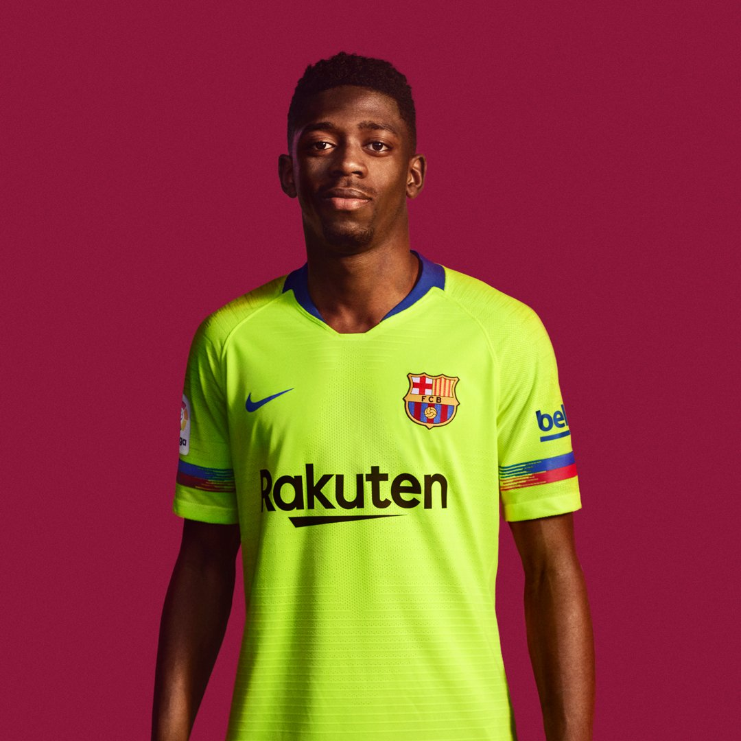 Form of Barcelona 2018-2019 43