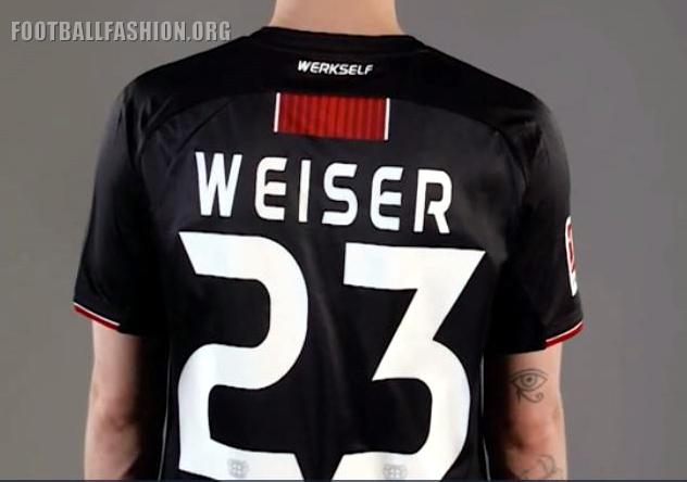 Seconda Maglia Bayer 04 Leverkusen 2018