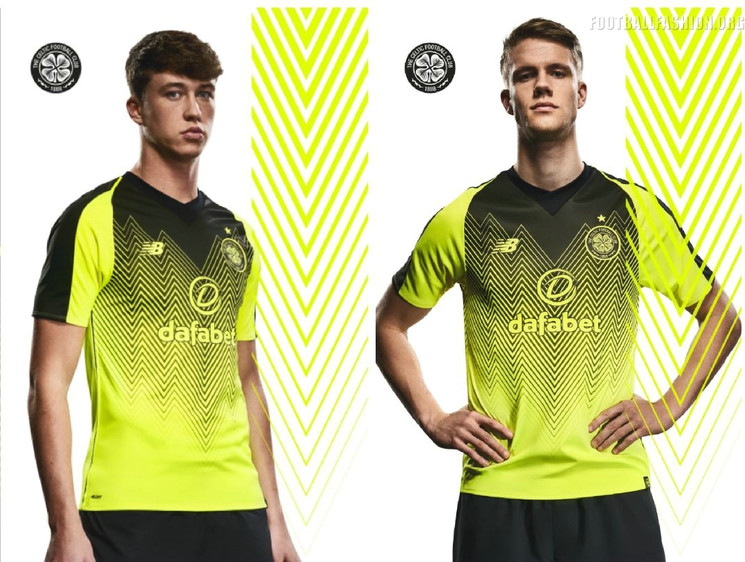 3f1678f98 Celtic FC 2018 19 New Balance Third Kit - FOOTBALL FASHION.ORG