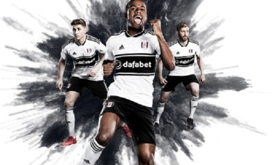 Fulham Football Club 2018 2019 adidas Home and Away Football Kit, Soccer Jersey, Shirt