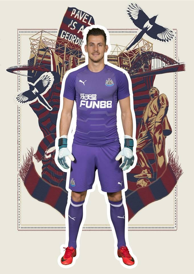 Newcastle United 2018/19 PUMA Away Kit - FOOTBALL FASHION.ORG