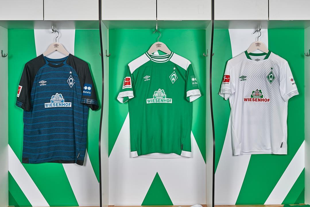 Image result for Werder 2018/19 home