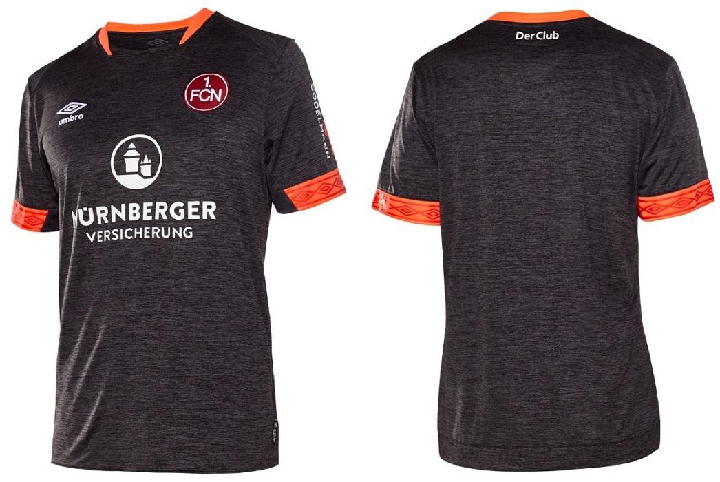 separation shoes 69221 9817e 1. FC Nürnberg 2018/19 Umbro Kits - FOOTBALL FASHION.ORG
